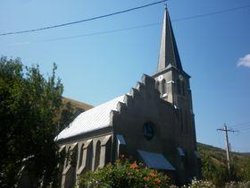Kostel vEibentálu, foto: Zdeňka Kuchyňová