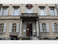 Le Tribunal pénal fédéral de Bellinzone, photo: CTK