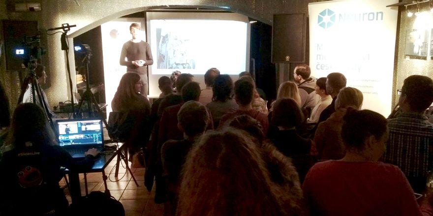 Science Café Potrvá, foto: Alžběta Ruschková