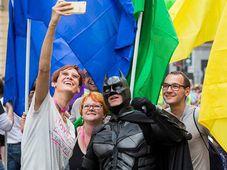 Prague Pride 2017, Фото: официальный фейсбук Prague Pride 2017