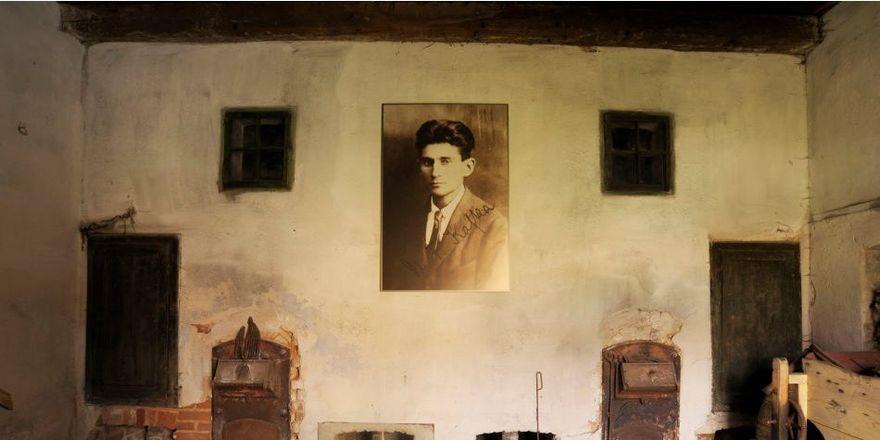 Фото: Галерея Франца Кафки в Сиржеми