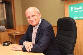 Михал Горачек, фото: Ростислав Дуршпек, Чешское радио