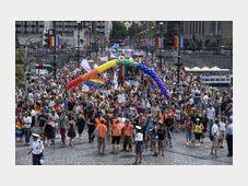 Prague Pride 2015, photo: ČTK