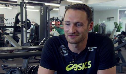 David Konečný, photo: ČT Sport