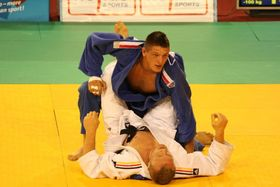 Lukáš Krpálek, foto: Horajs 99, CC BY-SA 3.0 Unported