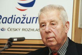 Josef Masopust (Foto: Alžběta Švarcová, Archiv des Tschechischen Rundfunks)