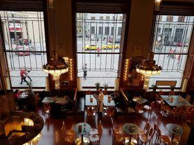 Kavárna vObecním domě, foto: Ondřej Tomšů