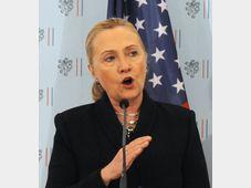 Hillary Clintonová, foto: ČTK