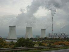 Kohlenkraftwerk Prunéřov (Foto: Petr Štefek, CC BY 3.0)