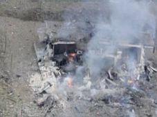 Взорвавшийся складской комплекс в деревне Врбетице, Фото: ЧТ