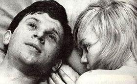 'Les Amours d'une blonde'