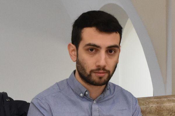 Kjamran Bagirov, foto: Klára Stejskalová
