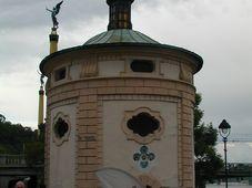Kapelle der Hl. Maria Magdalena in Prag-Holešovice