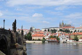Prague, photo: Ondřej Tomšů
