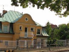 Дом, в котором проживала Марина Цветаева три года (Фото: Катерина Айзпурвит)