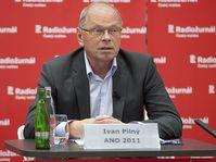 Ivan Pilný, photo: Filip Jandourek