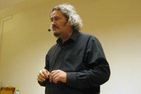 Martin Chadima (Foto: Adriana Krobová, Archiv des Tschechischen Rundfunks)