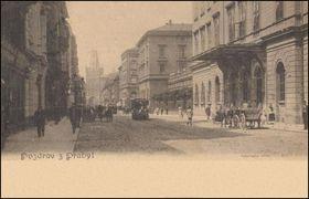 Гибернская улица, 1901 г., Фото: Открытый источник
