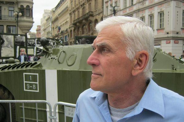 Jan Urban, photo: Dominik Jůn