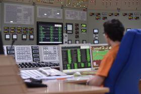 Dukovany nuclear power plant, photo: CTK