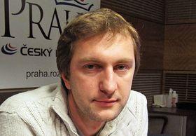 David Ondráčka, photo: Elena Horálková