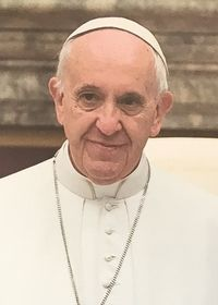 Папа Римский Франциск, фото: Архив Министерства иностранных дел Эстонии CC BY 2.0