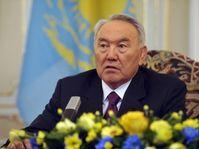 Noursoultan Nazarbayev, photo: CTK
