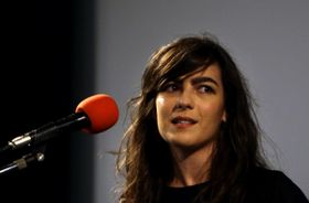Maryam Goormaghtigh, photo: Film Service Festival Karlovy Vary