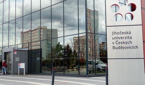 Universidad de Bohemia del Sur en la ciudad de České Budějovice, foto: Carlos Ferrer