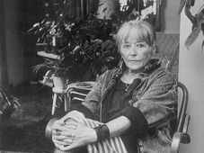 Ester Krumbachová in 1990, photo: CTK
