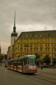 Brno - Freedom Square, photo: Vít Pohanka