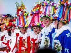Мясопуст в Веселом Копеце, фото: ЧТК