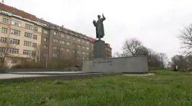 Памятник советскому маршалу Ивану Степановичу Коневу, фото: СТ24
