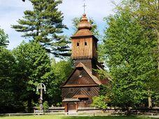 Valašské muzeum v přírodě, foto: Zdenek Svoboda, CC BY 2.0