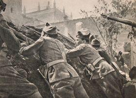 Guerra Civil, foto: Michail Kolcov, Free Domain