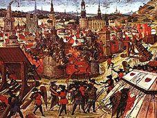La prise de Jérusalem lors de la première croisade