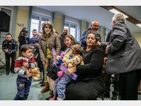 Les réfugiés irakiens, photo: ČTK