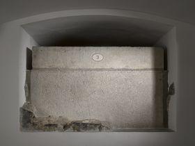 Закладный камень Национального театра, фото: Архив Национального театра