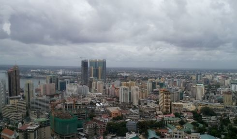 Dar es Salaam, photo: Alidamji, CC BY 3.0