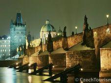Charles Bridge, photo: CzechTourism