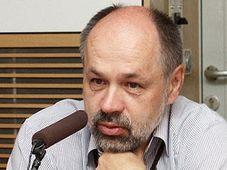Jiří Pehe, photo: Katarína Brezovská