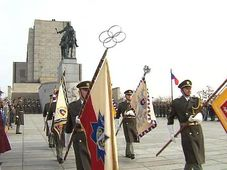 Veteranentag - Den válečných veteránů (Foto: ČT24)