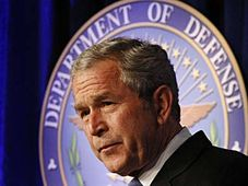 George Bush, photo: CTK
