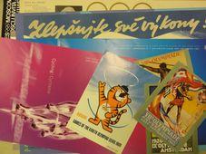 Фото: официальный сайт выставки «Олимпийский плакат» / Национальный музей