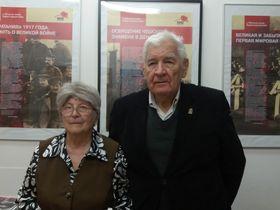 Дина Муратова и Александр Муратов, фото: Лорета Вашкова