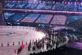 Los Juegos Olímpicos de Invierno en Corea, foto: Archivo de La Casa Blanca (Estados Unidos), Public Domain