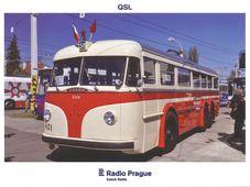 Oberleitungsbus Tatra T-400 (Foto: Rostislav Kalousek, ČTK)