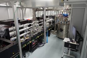 Bivoj laser, photo: archive of HiLASE