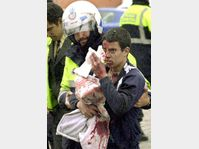 Terrorist attacks in Madrid, photo: CTK