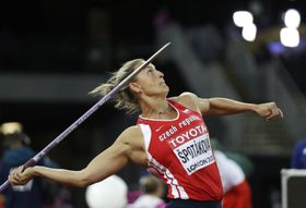 Barbora Špotáková (Foto: ČTK)